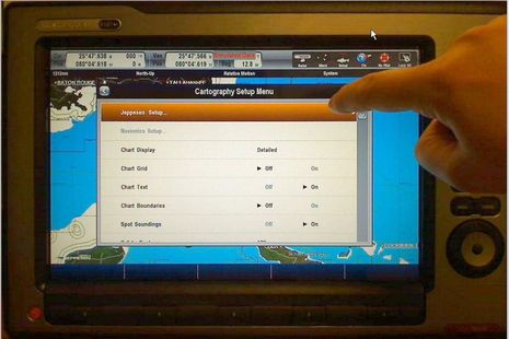 Raymarine E-Series Widescreen, mission accomplished! - Panbo