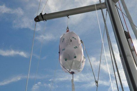 The Passive Radar Reflector Solution for Sailboats - Panbo