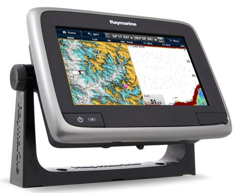 Fingers on Raymarine a65, and hello a68, a75, a77 & a78! - Panbo