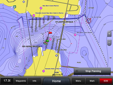 The navionics sonarcharts for garmin conflict messy business panbo