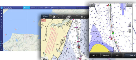 AIS issues: Garmin, Navico, McMurdo, AMEC and SRT - Panbo