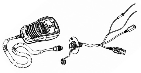 Cobra_MR300_Bluetooth_marine_mic_diagram