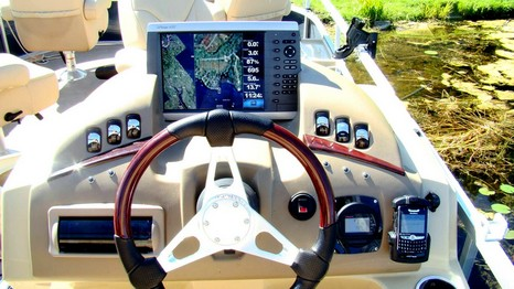 Garmin in the weeds, an N2K gripe - Panbo