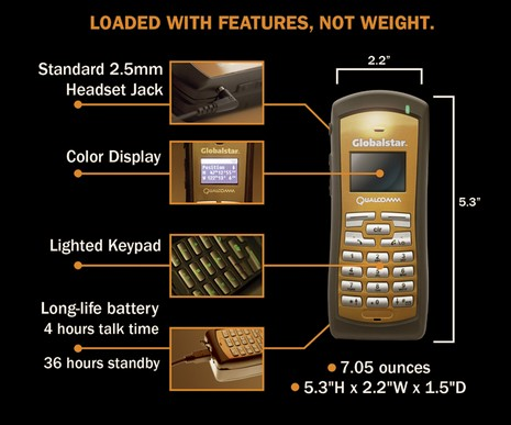 Globalstar 1700 phone_with_bullets