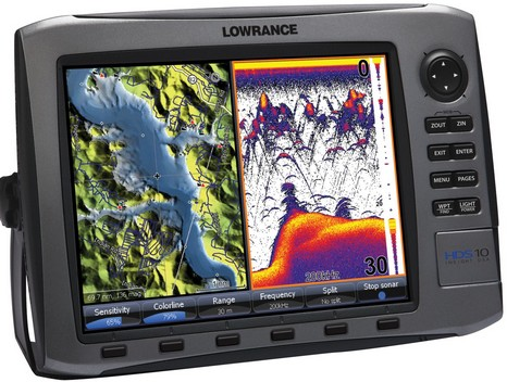 Lowrance_HDS-10_with_Inisght_USA