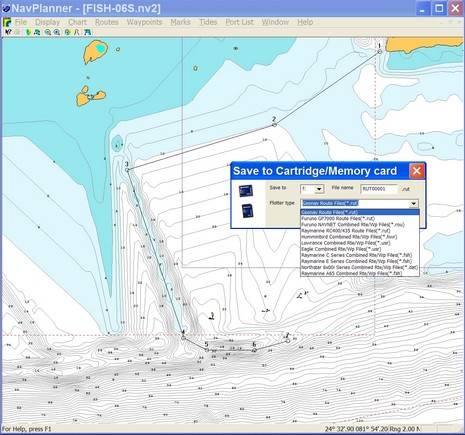 NavPlanner save © Panbo