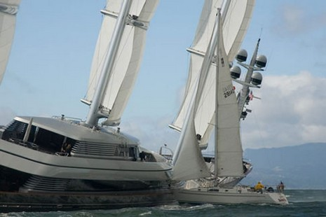 Starboard courtesy Yachting Monthly