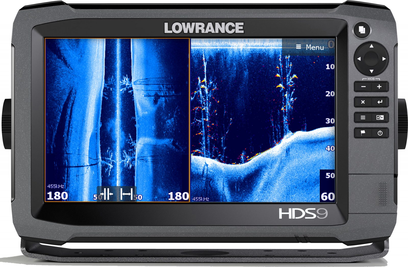 Lowrance Announces Software Update for HDS Carbon, Gen3 and