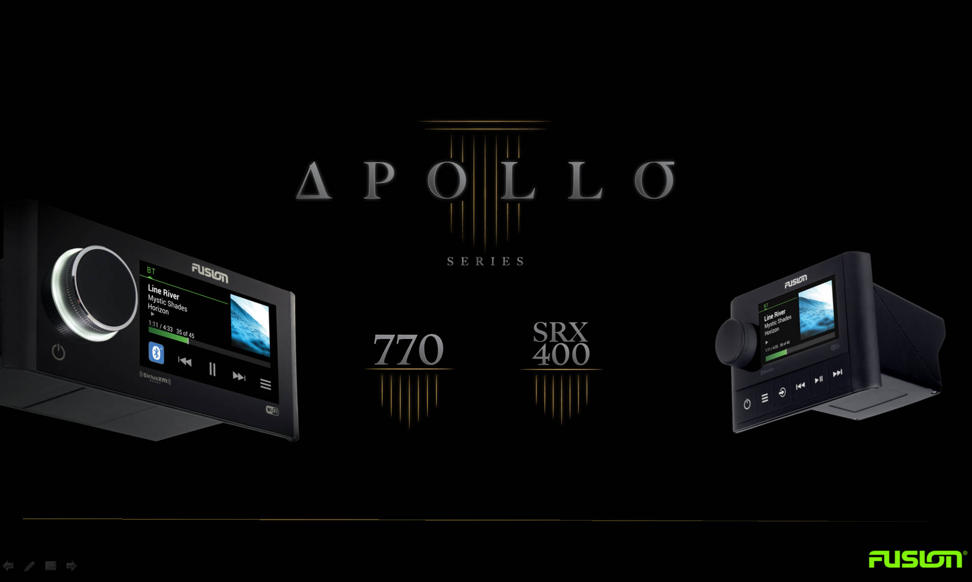 "Even bolder than the advertising tagline quoted in my title is sentence two  of the Apollo press release: ""Building on FUSION's industry recognized ..."