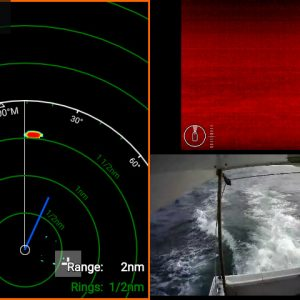 ClearCruise missing target at 1.5nm