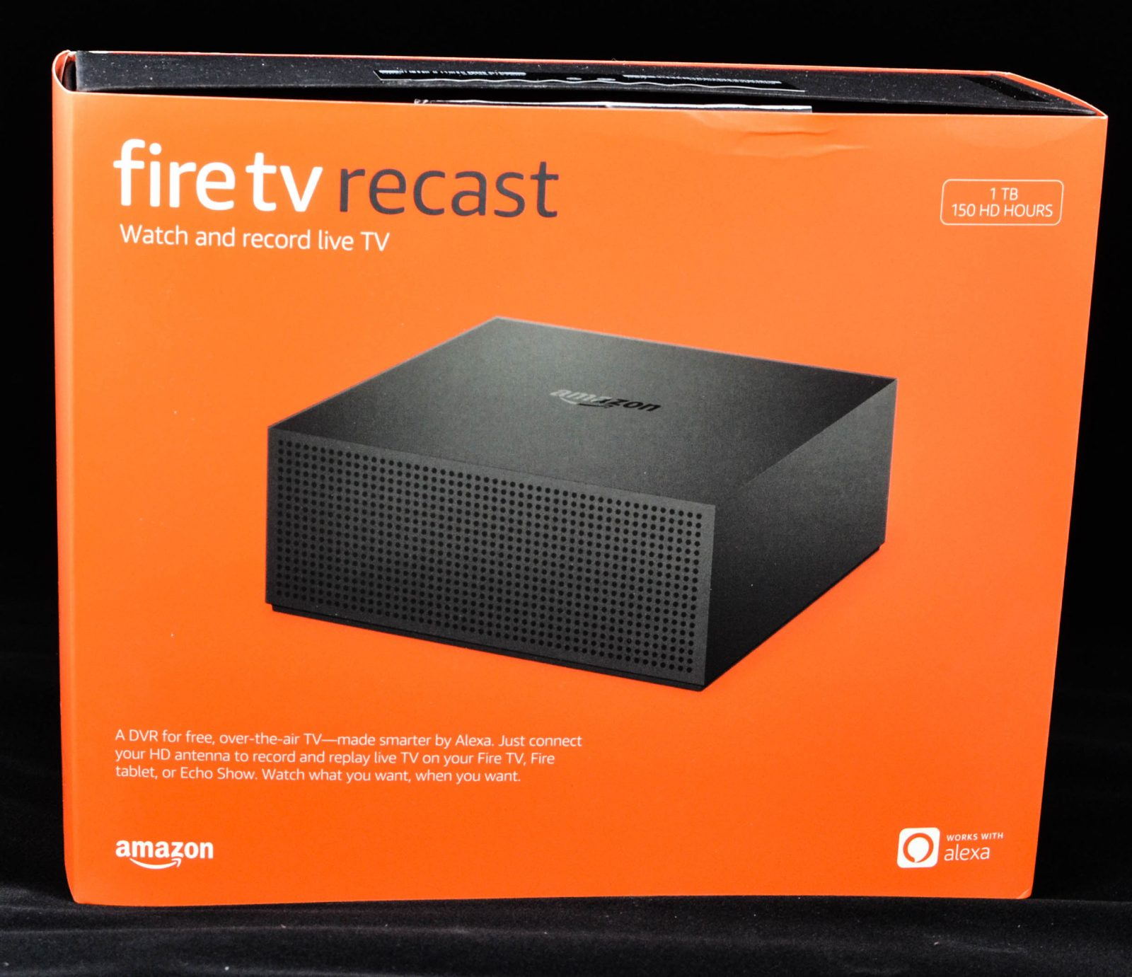 Amazon Fire Tv Recast On A Boat Panbo