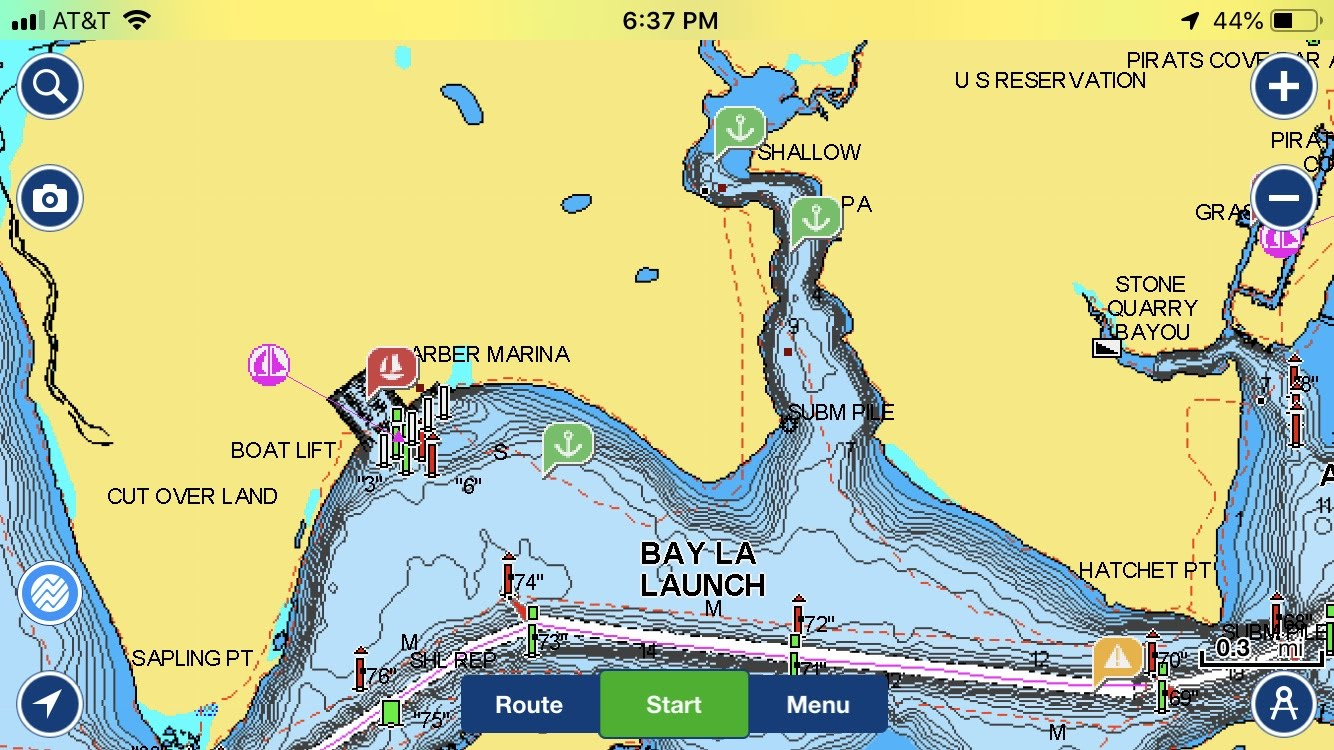 Two navionics boating apps add activecaptain community others to be
