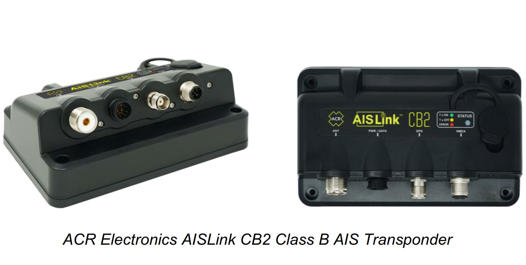 ACR Electronics Introduces AISLink CB2 Class B AIS