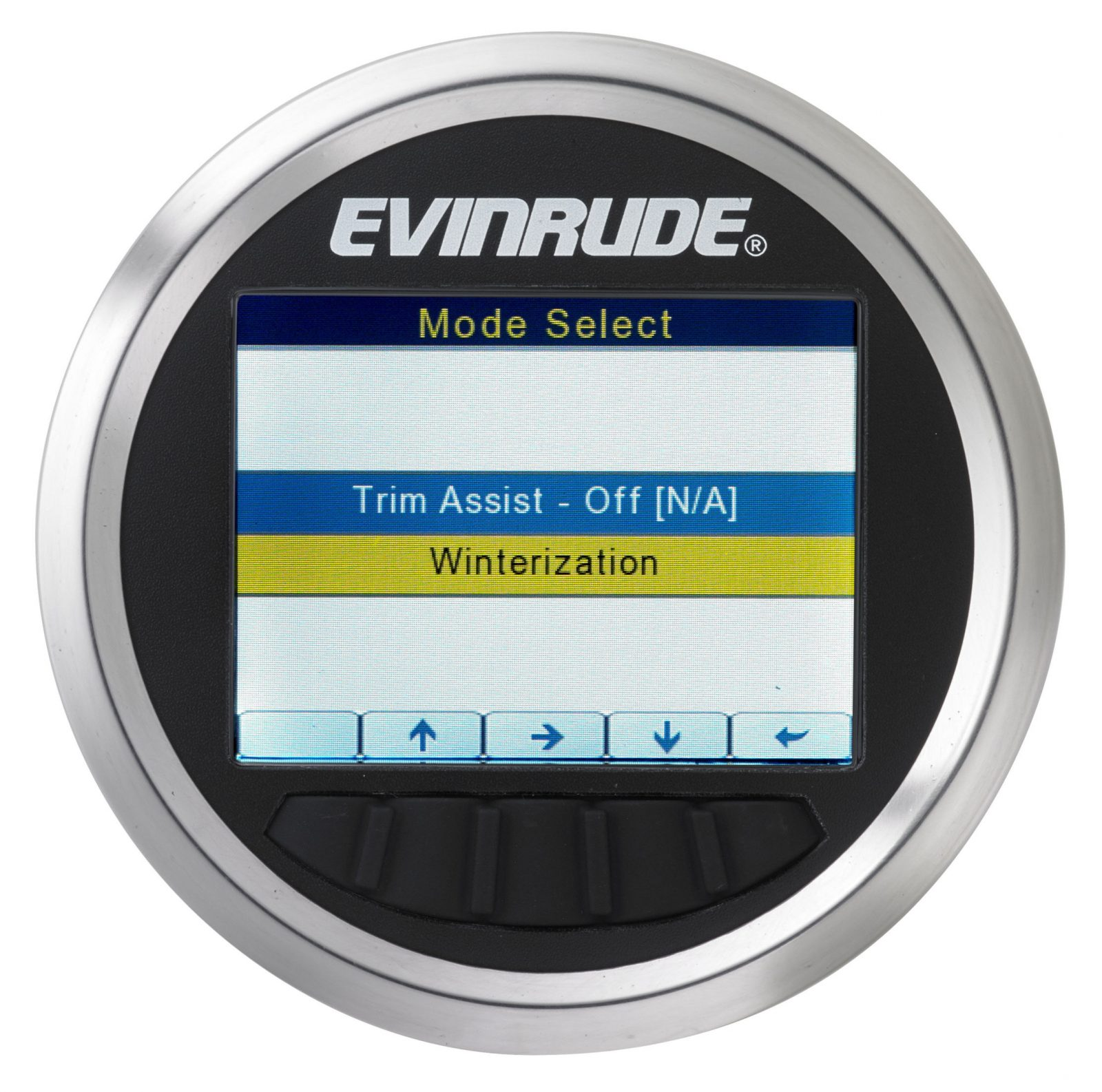 Evinrude Releases New Nautilus Engine Gauges - Panbo