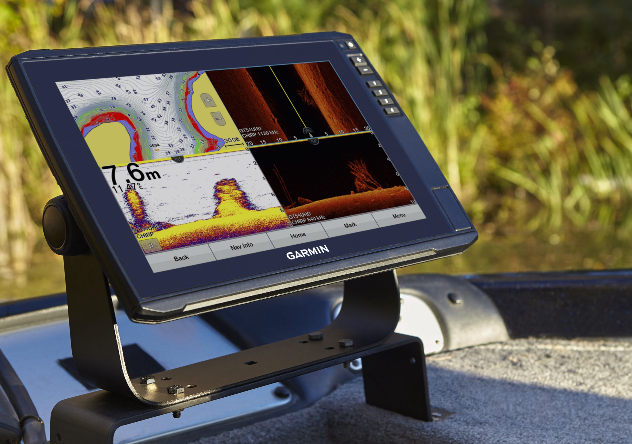 Garmin introduces the ECHOMAP Ultra series with larger