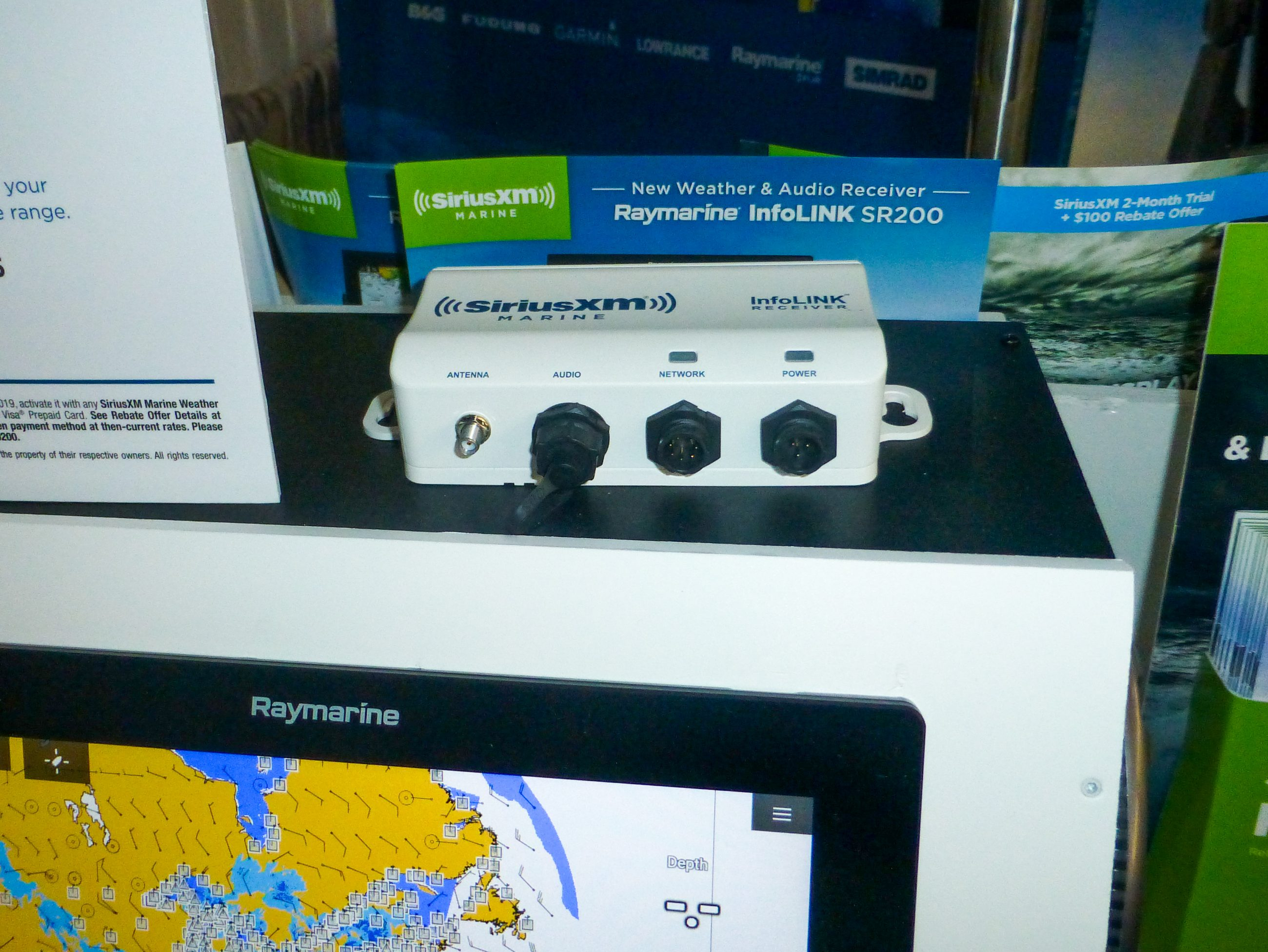 SiriusXM InfoLink, new features and lower priced SiriusXM weather