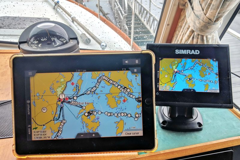 Navico Link direct to Simrad GO5