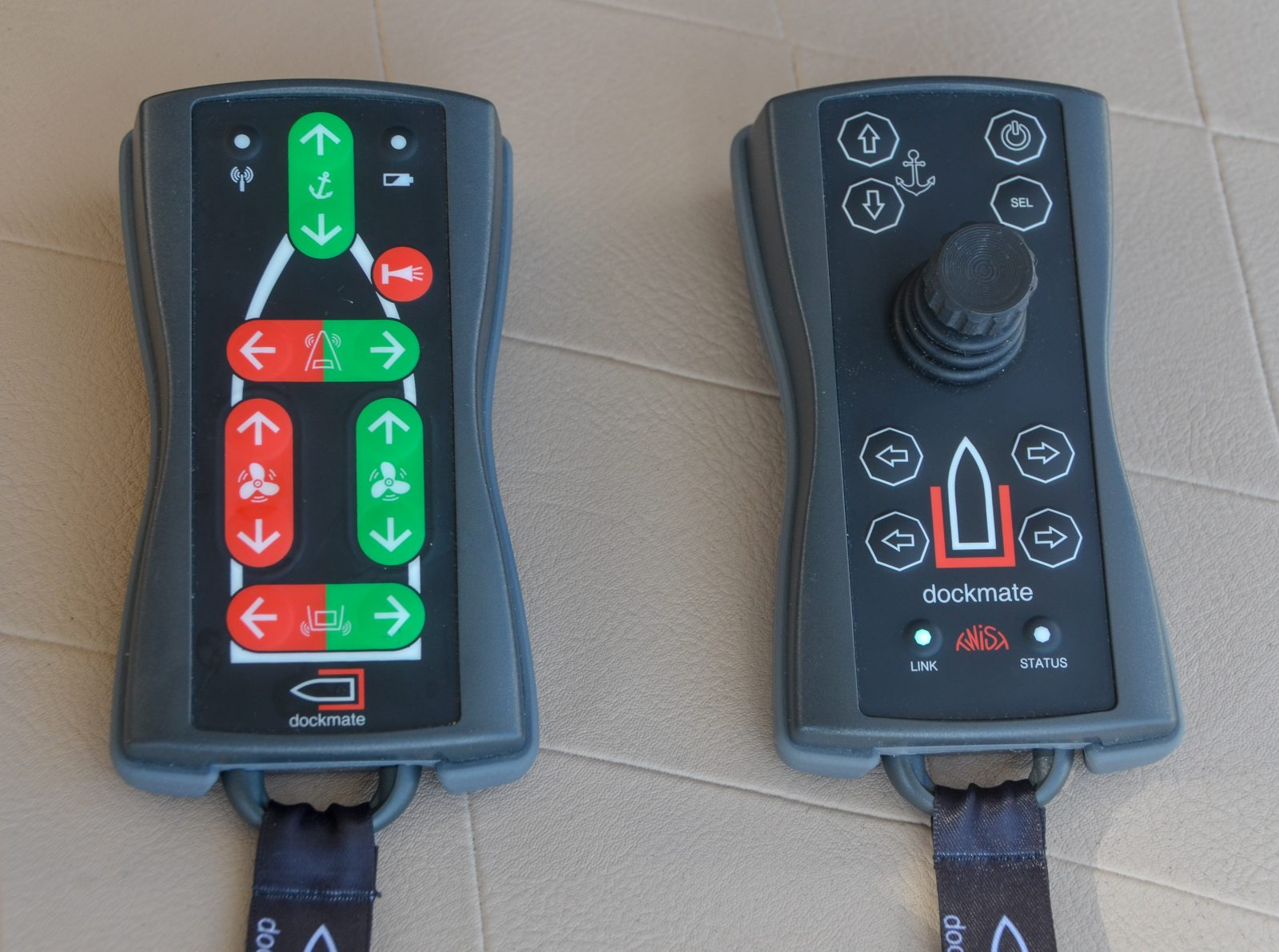 Dockmate wireless docking remote, life is easier with a remote control