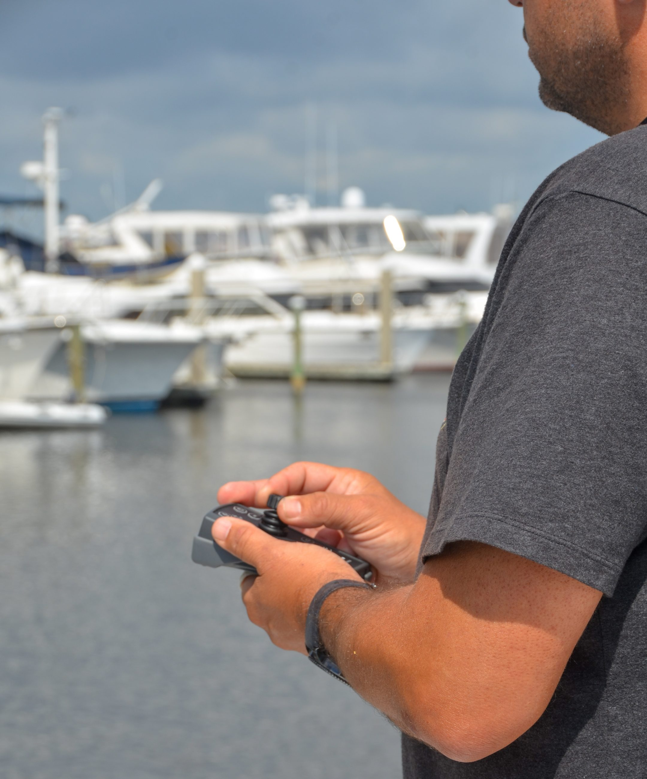 Dockmate wireless docking remote, life is easier with a