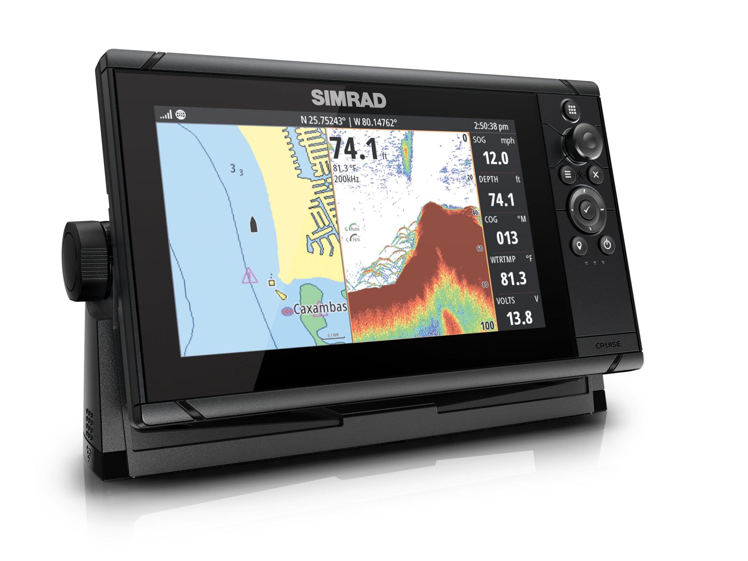 New Simrad Cruise is the Most Intuitive and Easy-to-Use ... on