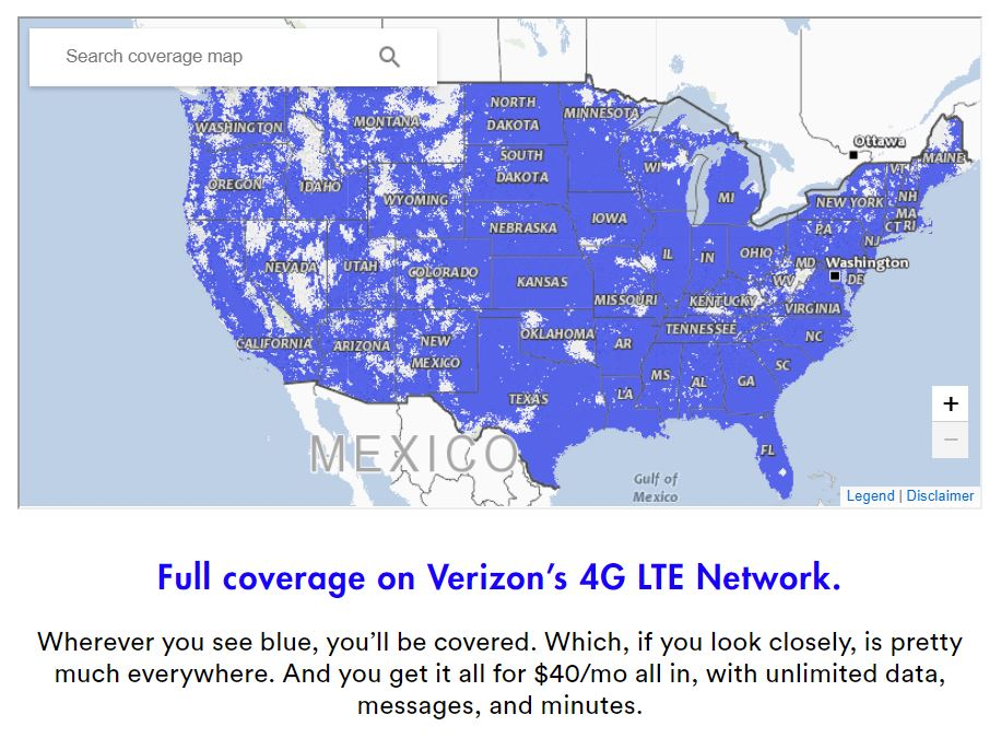 Visible Part 2: Hands-on testing Verizon's $40 per month