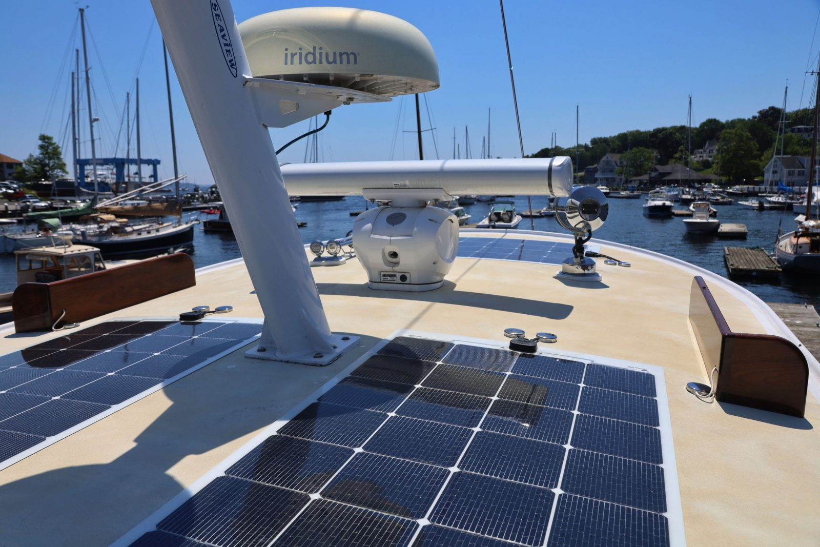Bliss got more Solbian solar panels for 2019