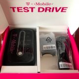 T-Mobile Test Drive, try out T-Mobile's network on them