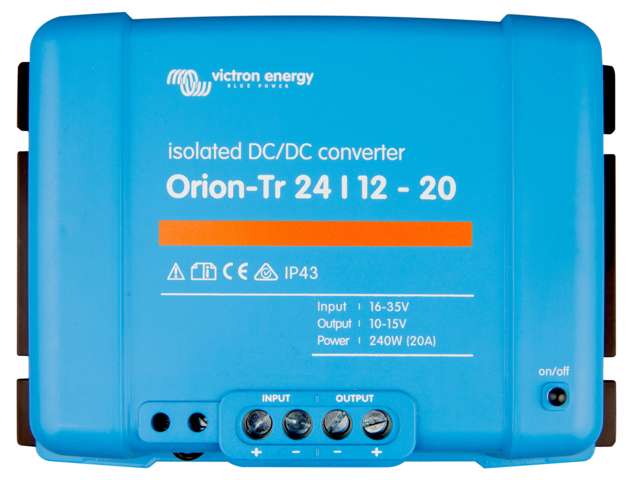 "An Orion-Tr DC-DC converter is not a charger (and not ""smart"")"