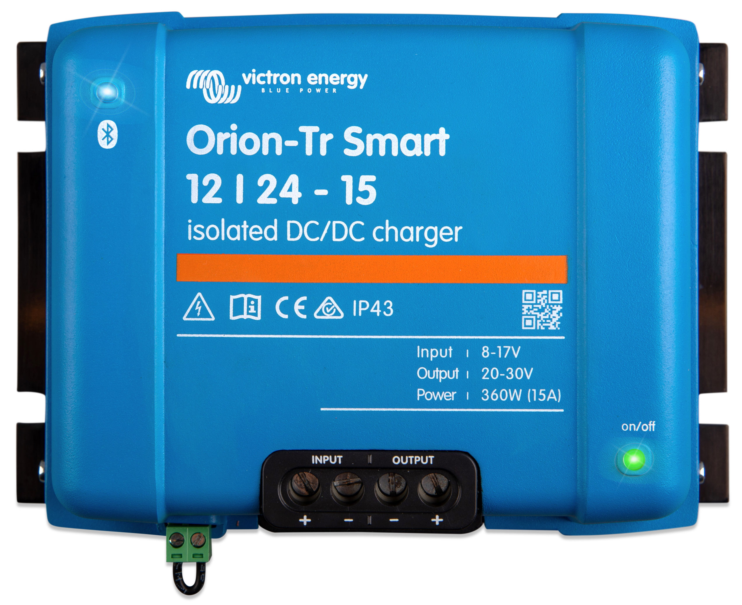 DC-DC chargers, Victron introduces Orion TR Smart series - Panbo on